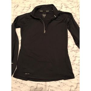 Nike Long Sleve Running Top Sz Sm